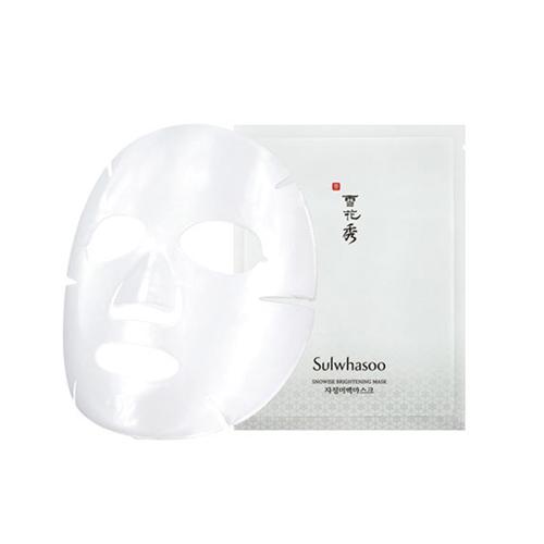 Sulwhasoo Snowise Brightening Mask