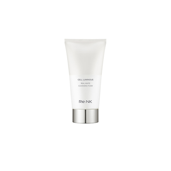 Re:NK Cell Luminous Real White Cleansing Foam