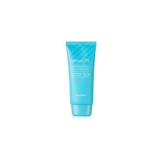 TONYMOLY UV Master Face and Body Sun Cream SPF50/PA+++
