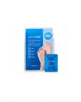 TONYMOLY Shiny Foot Quick Peeling Liquid