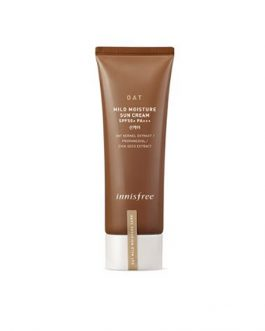 Innisfree Superfood Oat Mild Moisture Sun Cream SPF50+/PA+++
