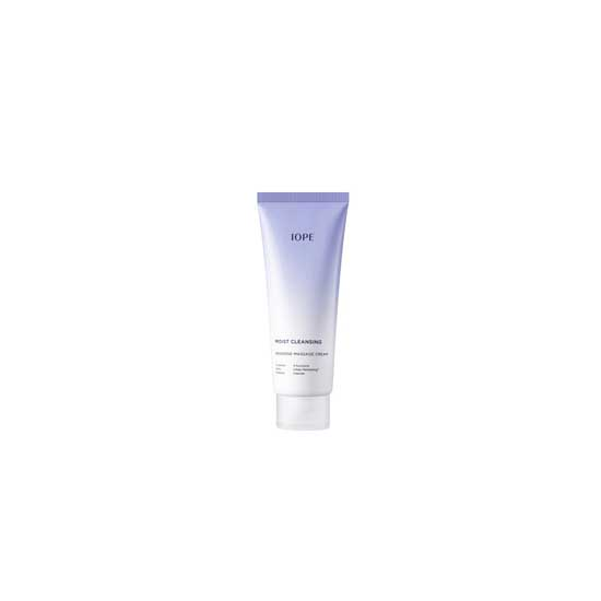 IOPE Moist Cleansing Weekend Massage Cream