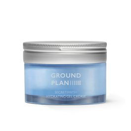 GROUND PLAN Secret Fresh Hydrating Gel Cream