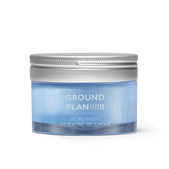 GROUND PLAN Secret Fresh Hydrating Gel Cream