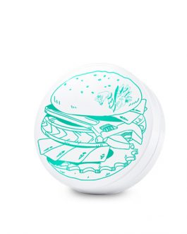 SAWNICOCO AC Burger Cushion