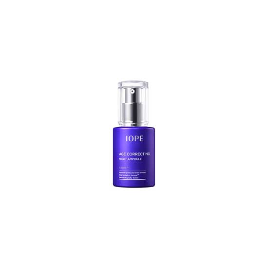 IOPE Age Correcting Night Ampooule