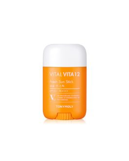 TonyMoly Vital Vita 12 Fresh Sun Stick SPF 50+ PA+++