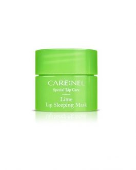 CARE:NEL Lime Lip Sleeping Mask