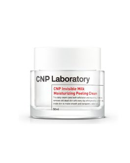 CNP Invisible Milk Moisturizing Peeling Cream