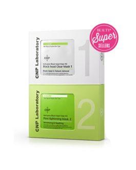 CNP Anti Pore Black Head Clear Kit