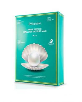 JM SOLUTION MARINE LUMINOUS PEARL DEEP MOISTURE MASK PEARL