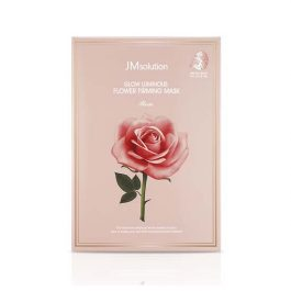 JM SOLUTION Glow Luminous Flower Firming Mask Rose