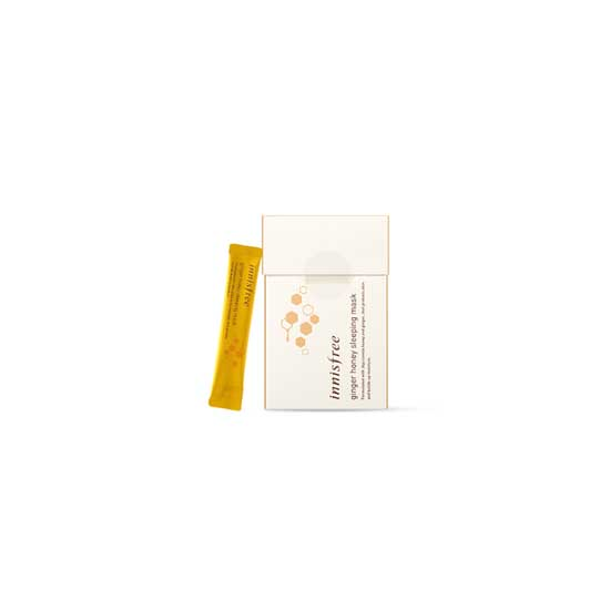 INNISFREE Ginger Honey Sleeping Mask