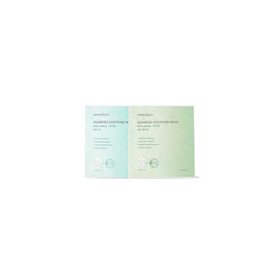 INNISFREE Seaweed Soothing Mask(Moist Soothing)