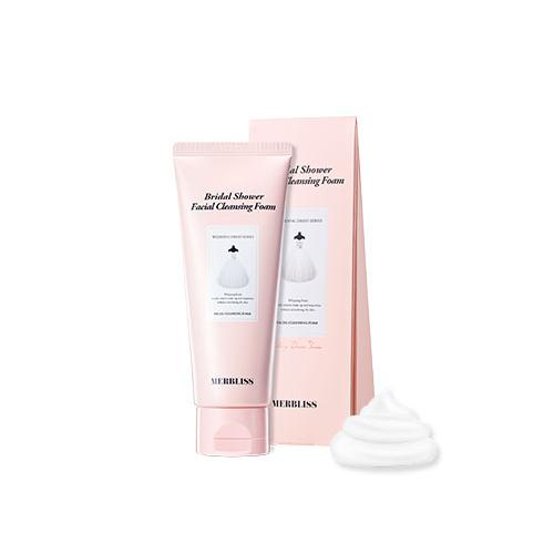 MERBLISS Bridal Shower Facial Cleansing Foam