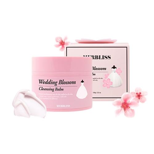 MERBLISS Wedding Blossom Cleansing Balm