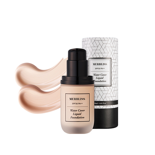 MERBLISS Water Cover Liquid Foundation