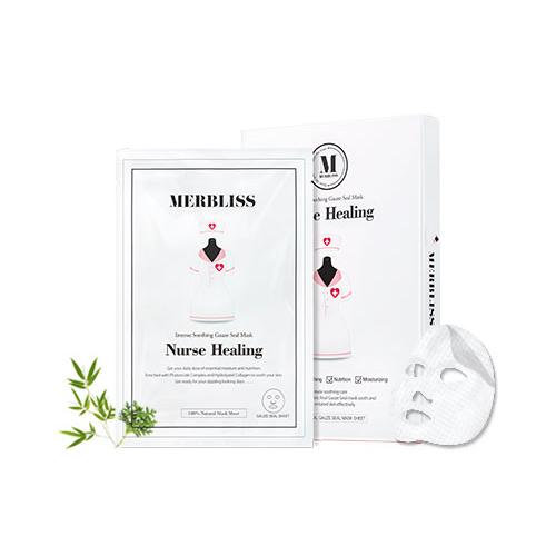 MERBLISS Nurse Healing Mask (5pcs)