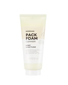 Missha Home Made Pack Foam Cleanser