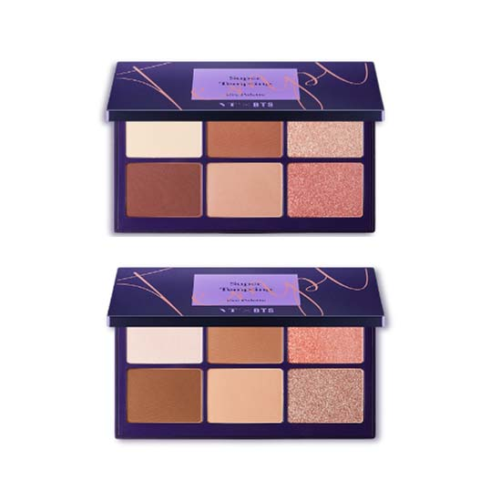 VT X BTS Super Tempting Eye Palette