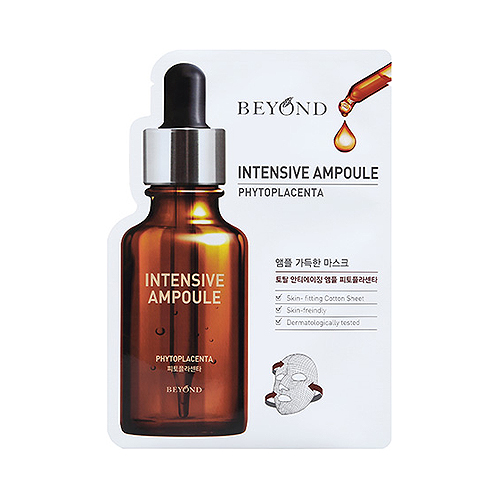 BEYOND Intensive Ampoule Mask - 07.Hyaluronic Acid