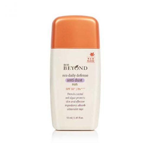 BEYOND Eco Daily Defense Anti Dust Sun SPF50+PA+++