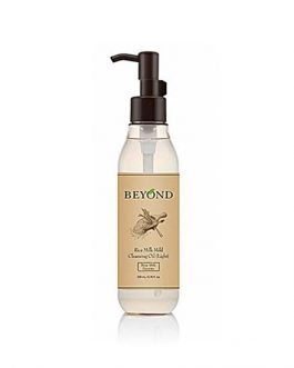 BEYOND Rice Milk Mild Cleansing Oil Light
