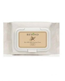 BEYOND Rice Milk Mild Cleansing Tissue