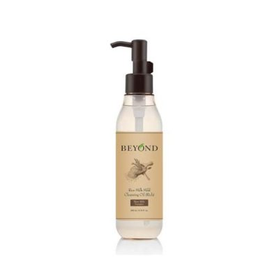 BEYOND Rice Milk Mild Cleansing Oil Rich