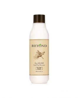 BEYOND Rice Milk Mild Lip & Eye Remover