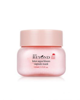 Beyond Lotus Aqua Bloom Capsule Mask