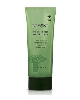 Beyond The Tree For Men Moisture Deep Facial Foam