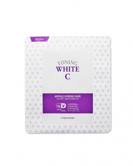 Etude House Toning White C Ampoule Mask Sheet
