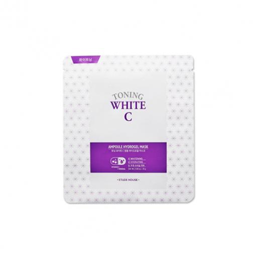 Etude House Toning White C Ampoule Mask Sheet