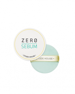Etude House Zero Sebum Drying Powder (NEW)