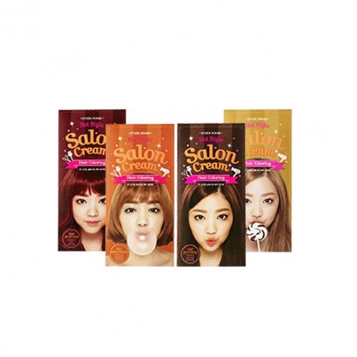 EtudeHouse Hot Style Salon Cream Hair Coloring
