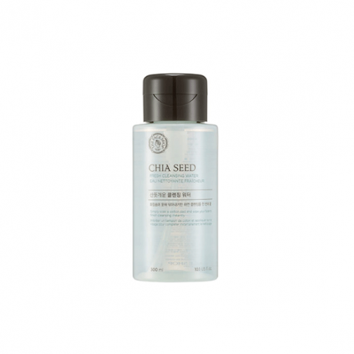TheFaceShop Chia Seed Fresh Cleansing Water