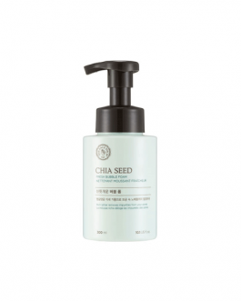 TheFaceShop Chia Seed Fresh Bubble Foam