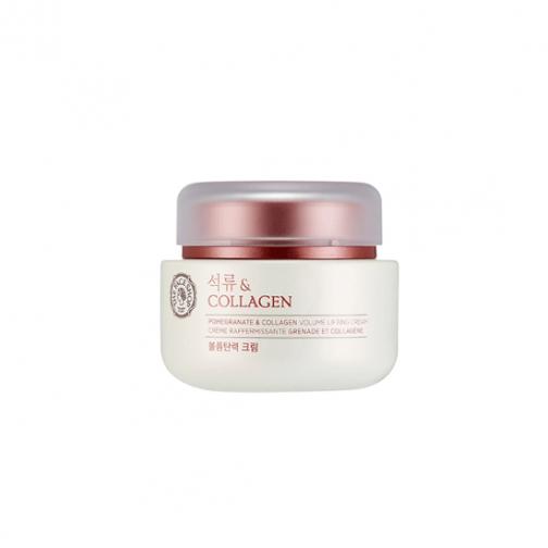 TheFaceShop Pomegranate & Collagen Volume Lifting Cream