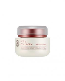 TheFaceShop Pomegranate & Collagen Volume Lifting Eye Cream