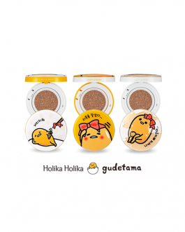 HolikaHolika Gudetama Edition Lazy & Easy Face2Change Photo Ready Cushion BB