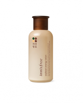 Innisfree Soybean Energy Lotion