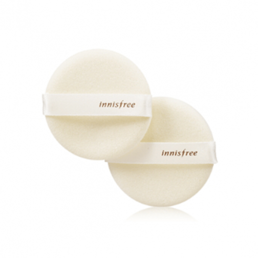 Innisfree Eco Beauty Tool Pact Puff 2P