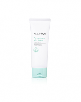 Innisfree The Minimum Baby Cream