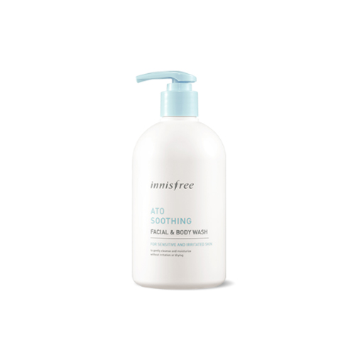 Innisfree Ato Soothing Facial & Body Wash