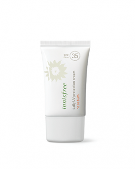 Innisfree Daily UV Protection Cream No Sebum SFP35/PA+++