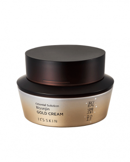 It's Skin Bi Yun Jin Gold Cream