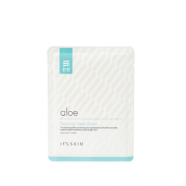 It's SKIN Aloe Relaxing Mask Sheet