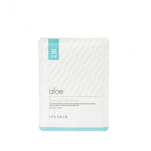 It's SKIN Aloe Relaxing Mask Sheet - 5 Sheets