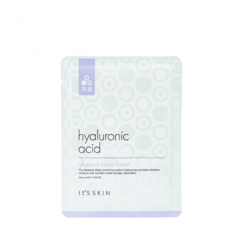It's SKIN Hyaluronic Acid Moisture Mask Sheet - 5 Sheets
